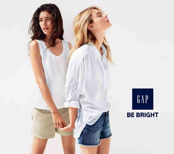 gap summer 2013
