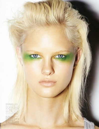 80s Glam Rock Makeup - Mugeek Vidalondon