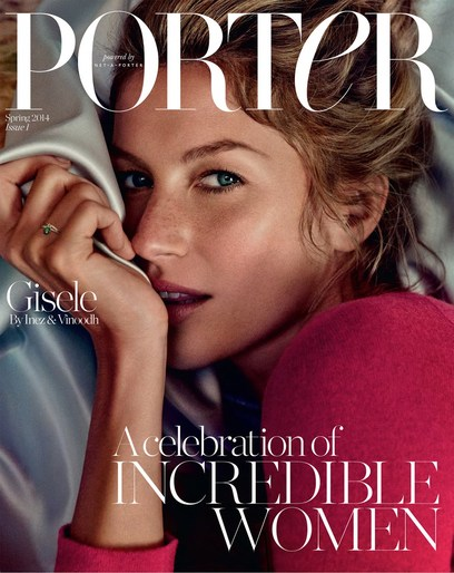 Porter spring 2014 -