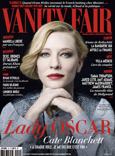 vanity fair france  -