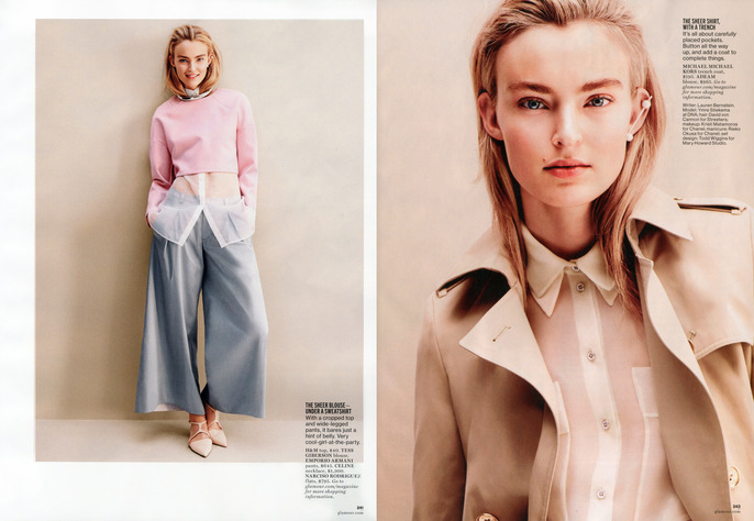 Vanessa chow fashion stylist